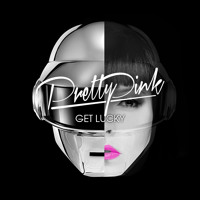 Daft Punk - Get Lucky | Daughter Cover (Pretty Pink Edit) [Free Download] Artwork