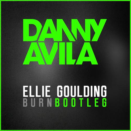 Ellie Goulding - Burn (Danny Avila Bootleg)