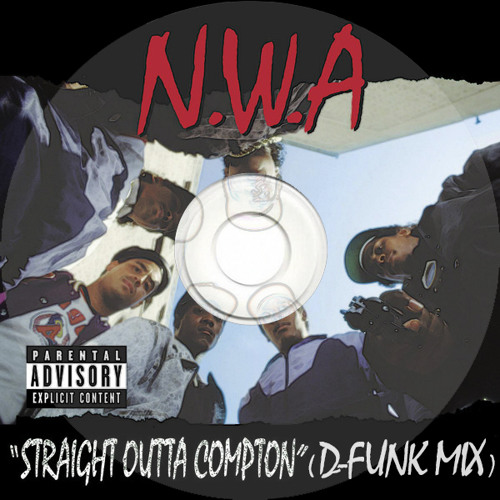 D-Funk Vs N.W.A - 'Straight Outta Compton' (D-Funk Mix) ***Free Download***