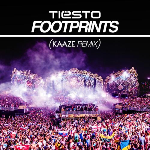 "Tiesto ft. Cruickshank - Footprints (Kaaze Remix) ""FREE DOWNLOAD"""