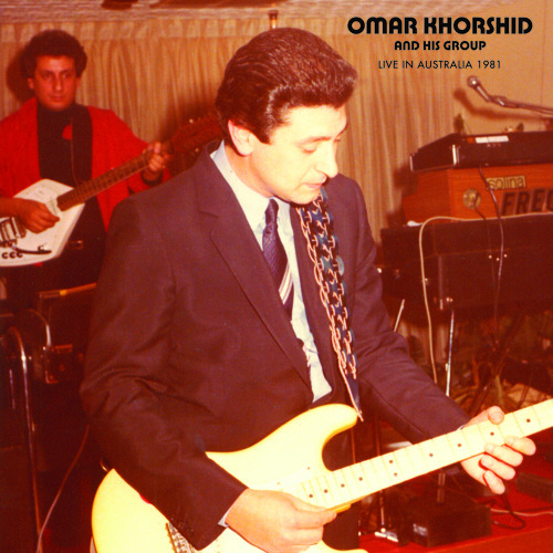 OMAR KHORSHID AND HIS GROUP - Sidi Mansour (from the Sublime Frequencies LP release)