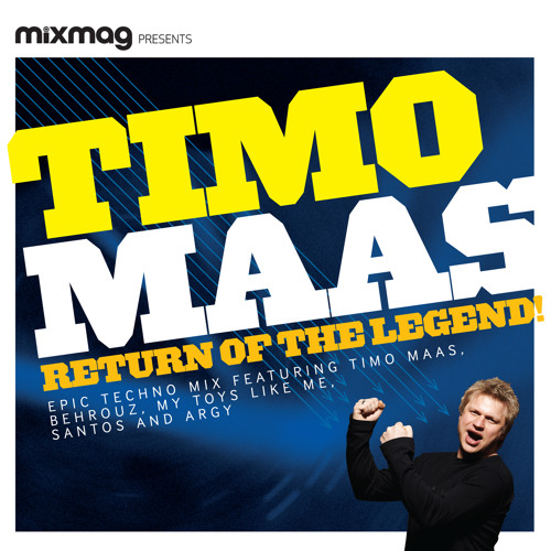Timo Maas 'Return Of The Legend'