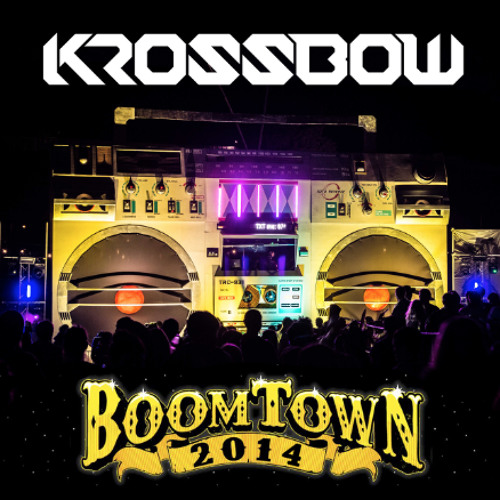 Krossbow Live @ Boomtown 2014