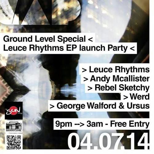 Leuce Rhythms live at Bridge the Gap (Derby, UK)