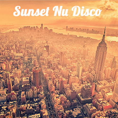 Nu Disco On A Sunset