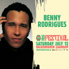 Benny Rodrigues @ 18hrs Festival 2014
