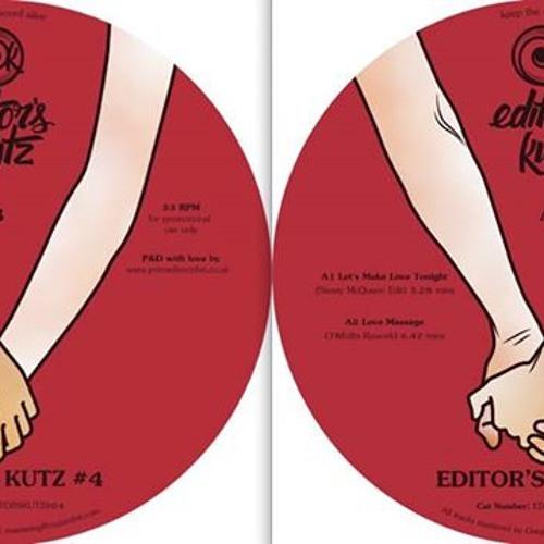 snippet: Let's Play Around - Jean Claude Gavri & VinylAddicted Re Edit - Vinyl Only - Editors Kutz 4
