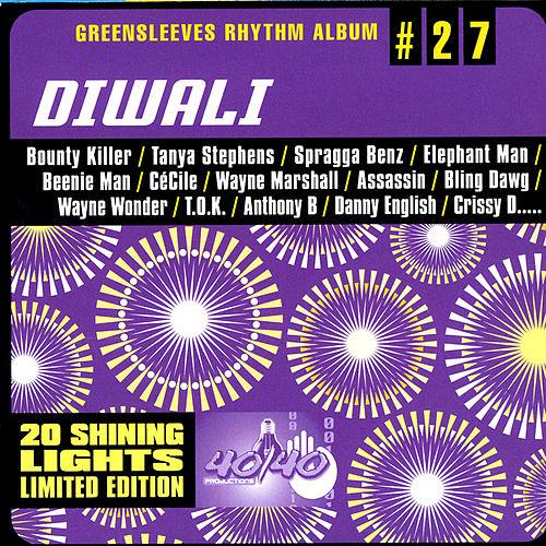 DIWALI RIDDIM MIX (DJ I-KONIK)
