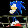 Sonic and the secret rings - Blue on the Run