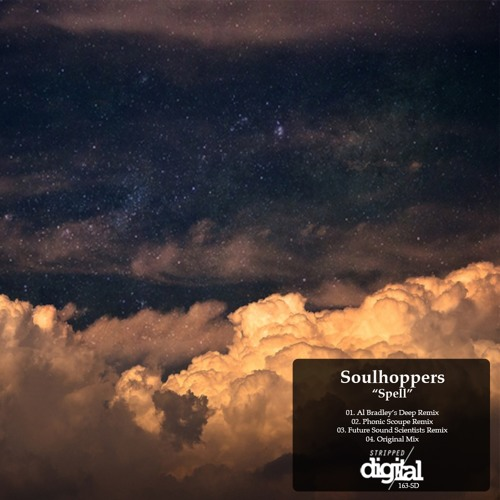 SOULHOPPERS - SPELL (FUTURE SOUND SCIENTISTS REMIX) (PREVIEW) by
