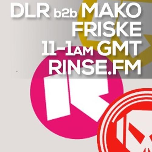 Metalheadz Show RinseFM 20/08/14 with Friske, DLR b2b Mako