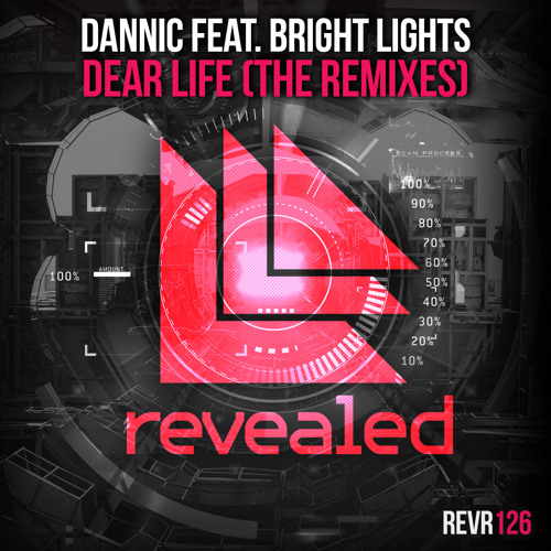 Dannic Feat. Bright Lights - Dear Life (Bassjackers Remix) [Teaser 1/3]