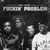 Asap Rocky feat. Drake 2 Chainz & Kendrick Lamar - Fuckin Problems (Explicit) (Dirty) (96 BPM)
