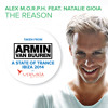 Alex M.O.R.P.H. feat. Natalie Gioia - The Reason (A State Of Trance At Ushuaia, Ibiza 2014)