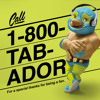 1-844-TAB-ADOR - Text-To-Speech Thank You - 112