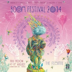 Johnny Blue @ Boom Festival 2014 (Chill Out Gardens)