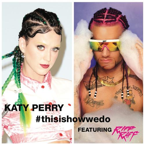 Kety Peri - Magazine cover