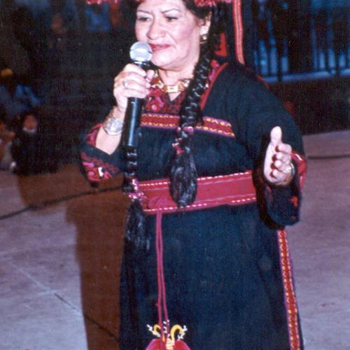DANZA DE LA LLUVIA - Olga Espíritu