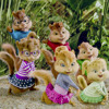The Chipmunks and Chipettes - Starships