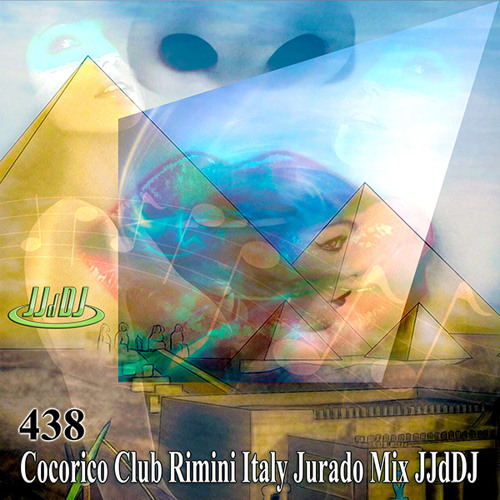Cocorico Club Rimini Italy Jurado Mix JJdDJ 438