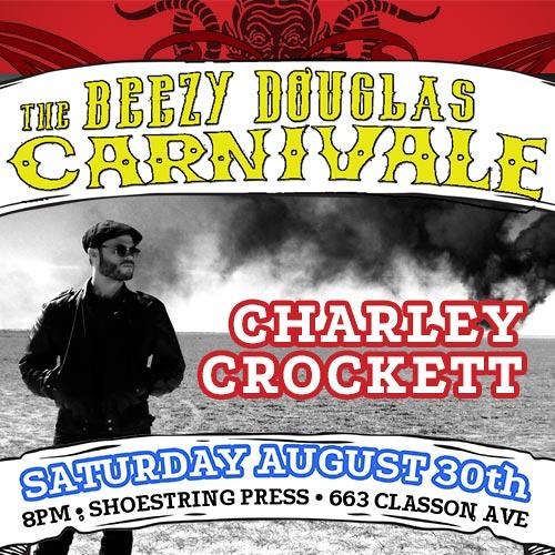 Stories & Songs: Charley Crockett