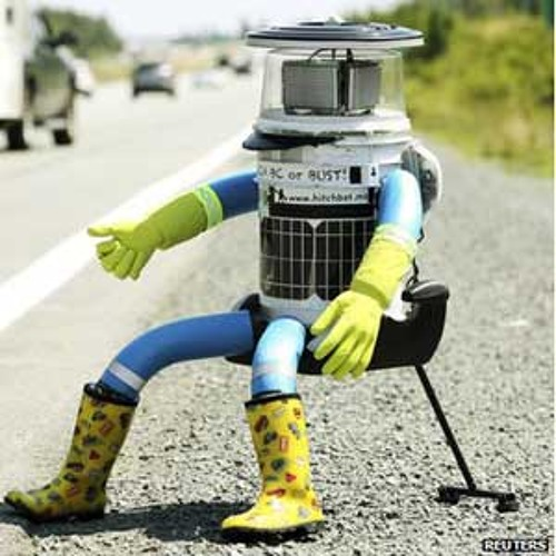 Newshour: What can we learn from a robot called Hitchbot hitchhiking across Canada?
