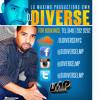 DJ Diverse - Salsa Mix 6 August 2014 - IAMLMP.COM