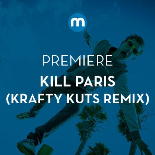 Premiere: Kill Paris 'Falling In Love Again' (Krafty Kuts remix)