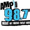 WDZH-FM = 98.7 AMP Radio Detroit | Eminem & Rihanna Monster Tour Weekend