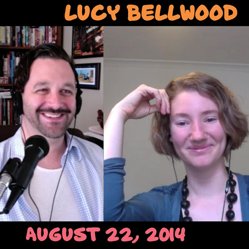 Lucy Bellwood - August 22 2014
