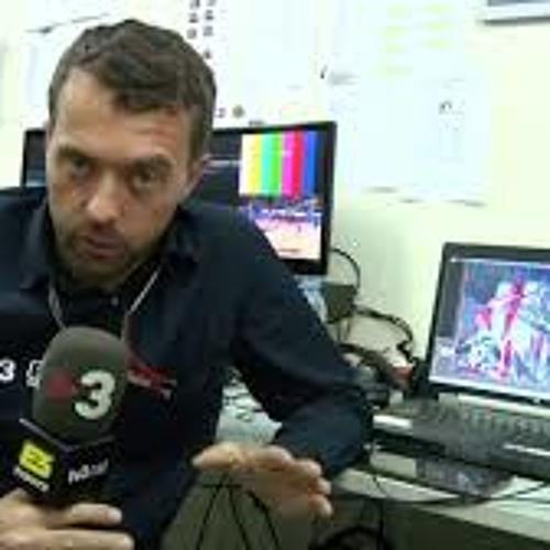 Albert Fabrega (Spa)Previo al GP Belgica