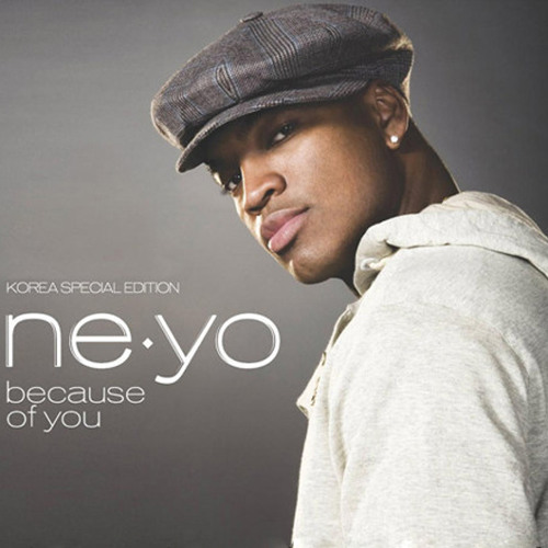 ne yo because of you lyrics - 500×500