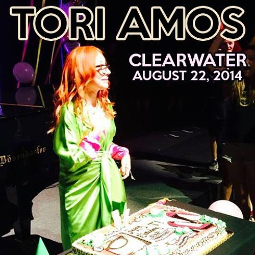 Tori Amos, Clearwater (full show) August 22, 2014