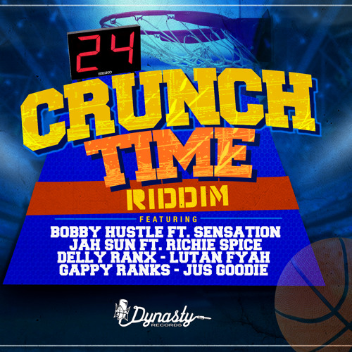 CRUNCH TIME RIDDIM PREVIEW MEGAMIX by UNITY SOUND WORLDWIDE