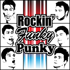 STATO BRADO - Rockin' Funky Punky