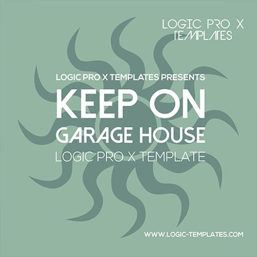 Keep On Logic Pro X Template