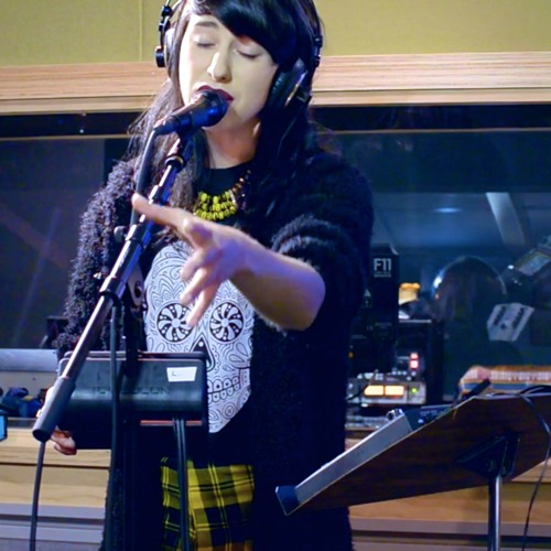 KIMBRA - 'Love In High Places' (Live @ Radio NZ) by