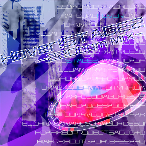 Hover!STAGE2 -220bpm MIX-