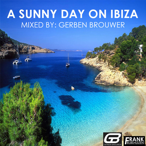A sunny day on Ibiza #1 by Gerben Brouwer