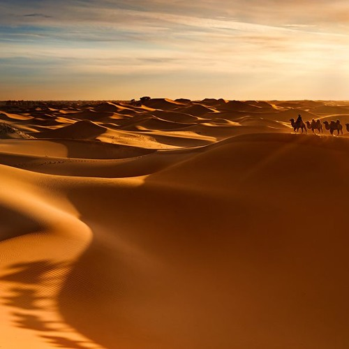 Sorian - Walking In The Desert Set