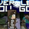 """Never Let You Go"" - A Minecraft Parody of let her go"