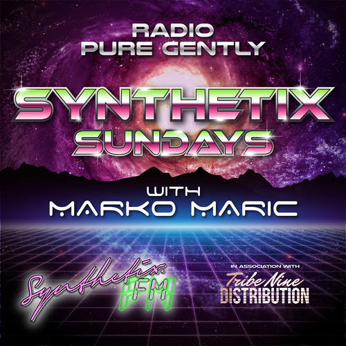 Radio Pure Gently - Synthetix Sundays With Marko Maric - 24 - 08 - 2014 - Week 26