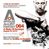 Antillas & DoubleV A-LIST Podcast 064 (August 24, 2014 A State Of Sundays - Sirius XM)