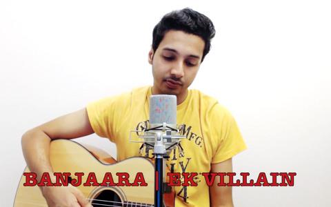 Ek Villain | Banjaara | Full Song Cover by Hamza Amir