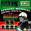 Kingston Dub Club - Rockers Soundstation Gabre Selassie - Tribute to Garvey Part 2 - 8.17.2014