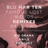 Blu Mar Ten - Thin Air (feat. Robert Manos & Yosebu) [Kid Drama Remix]