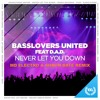Never Let You Down (MD Electro & Shaun Bate Remix)