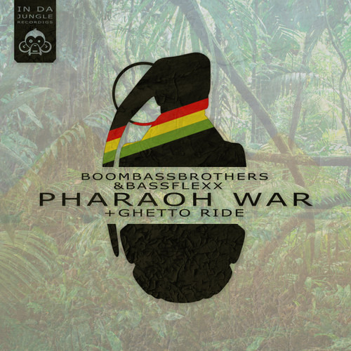 Boombassbrothers & Bassflexx - Pharaoh war (OUT NOW Inda Jungle Recordings)