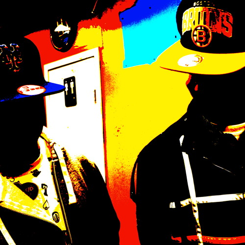 Since day one (Frank White and Johnny 2 GooD)(PvL Beatz)