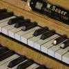 Jakub Kwintal (organ): Johann Sebastian Bach – Fantasia And Fugue In C Minor BWV 537